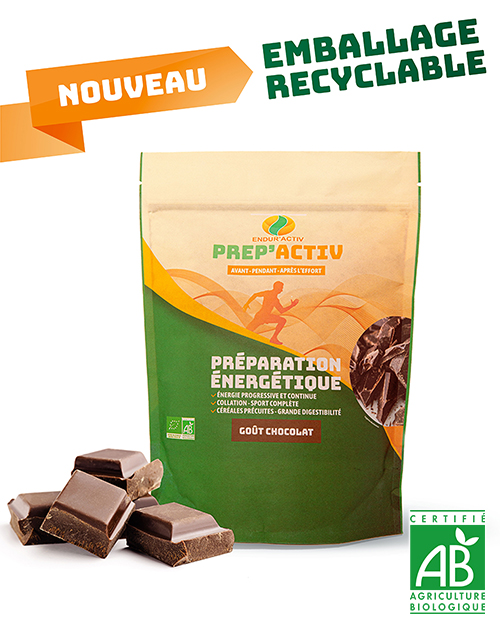 Prep'Activ Chocolat