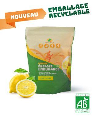 Endur-Activ Boisson Citron