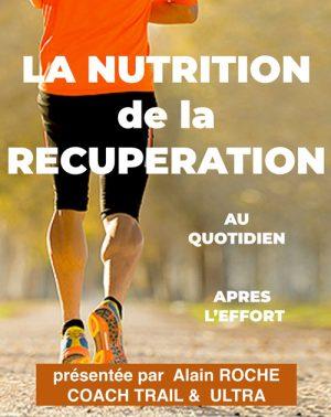 Conférence : La Nutrition de la Récupération