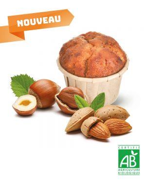 Endur'Activ Muffins bio Praliné