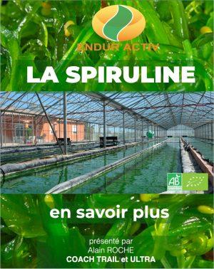 Conférence La Spiruline