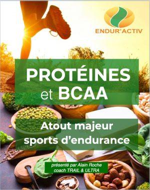 Les protéines et BCAA